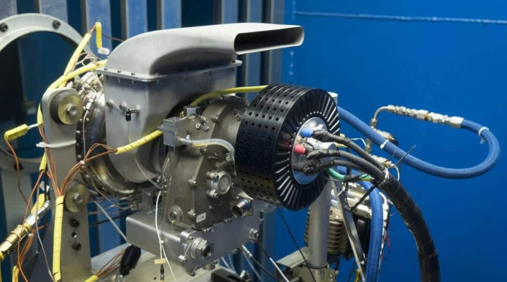 Microturbine Generator For Electric Uavs Demonstrated Unmanned Systems Technology