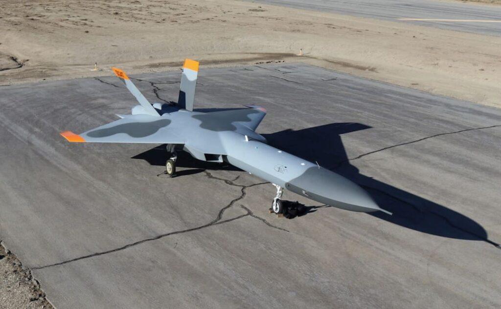 5GAT aerial target drone
