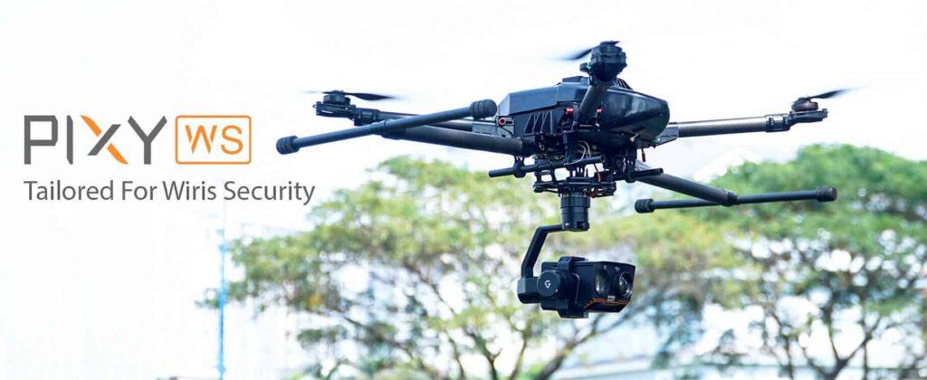 Pixy WS Drone Camera Gimbal