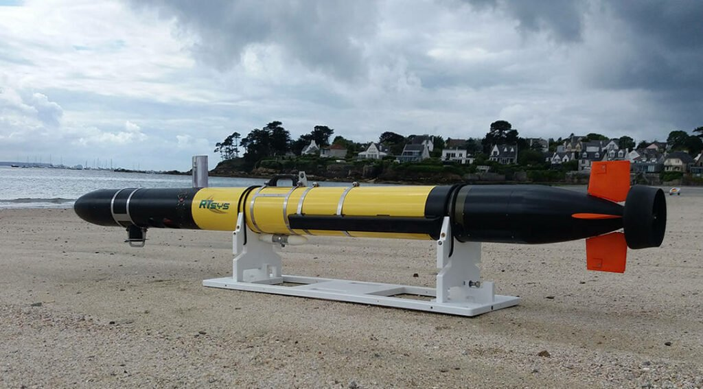 COMET Autonomous Underwater Vehicle