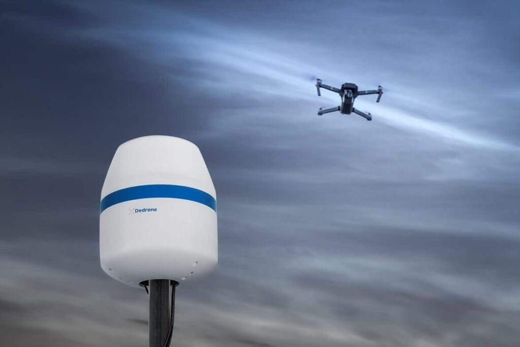 Dedrone RF-160 Sensor for sUAS Detection