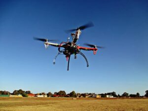 Drone and UAV licensing