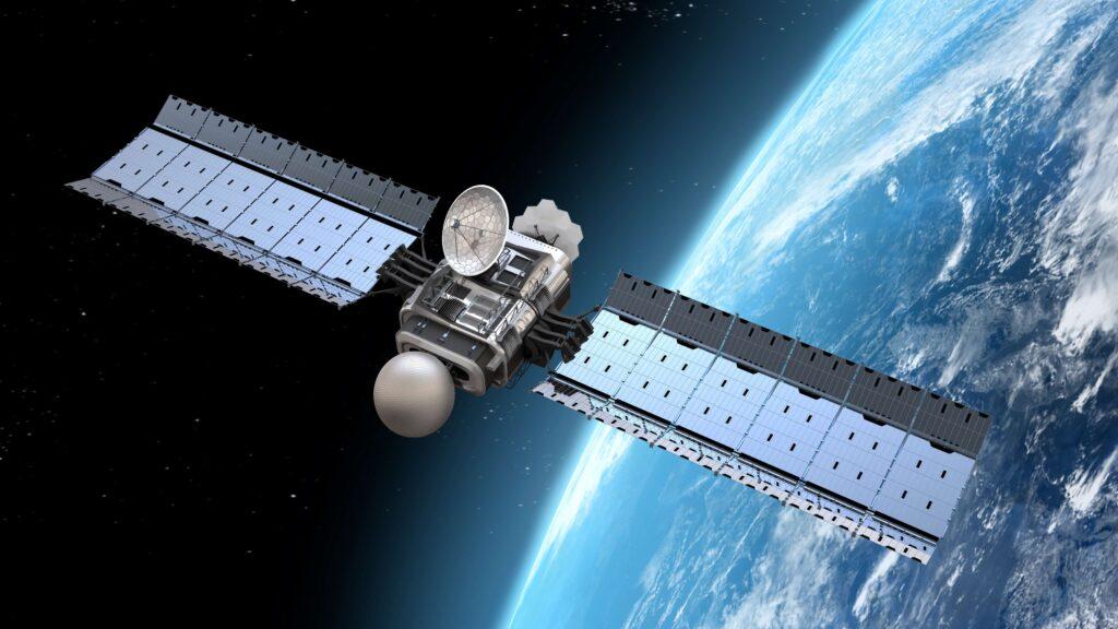 Get SAT SATCOM terminal and Hellas Sat 4 Ku-Band geosynchronous satellite