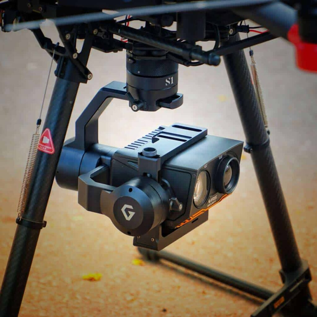 Gremsy Industrial Drone Gimbal