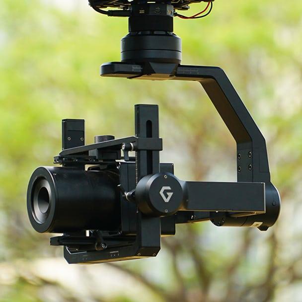 Gremsy T7 Heavy-Lift Drone Gimbal