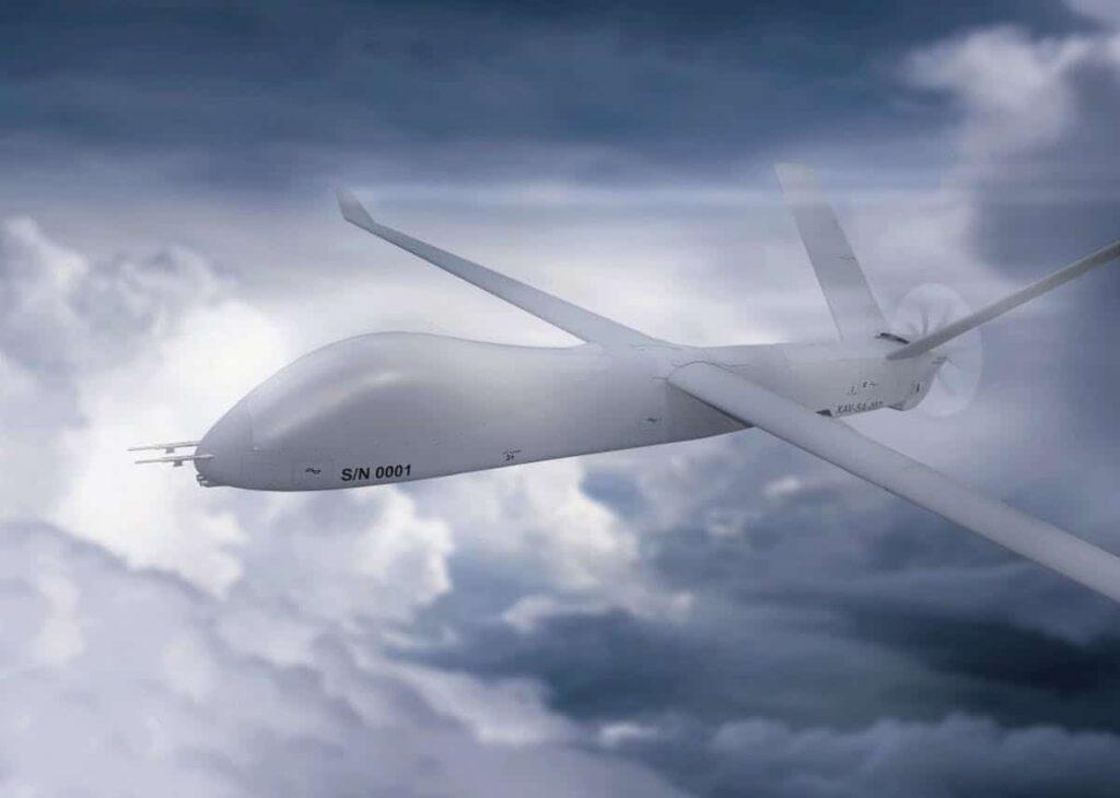 Leonardo Falco Xplorer drone