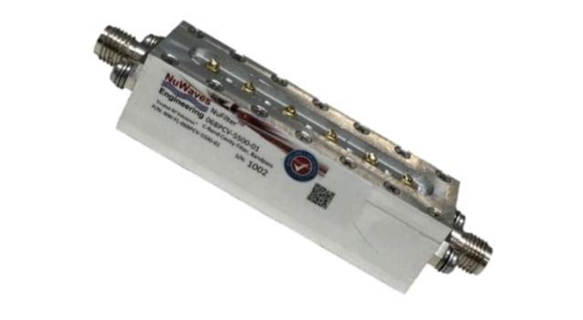 NuWaves Engineering RF filter