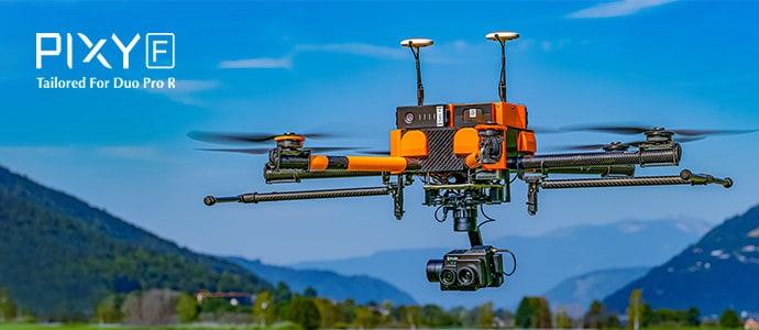 Pixy F FLIR Drone Camera Gimbal