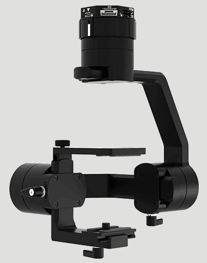 Pixy U Universal Compact Drone Camera Gimbal