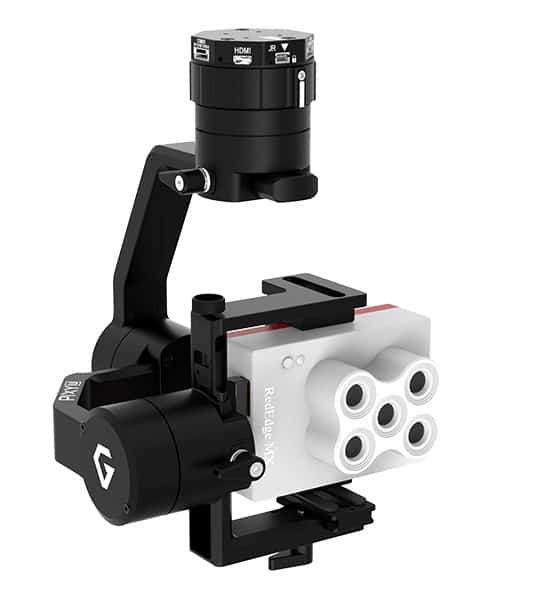 Pixy U Universal Drone Camera Gimbal
