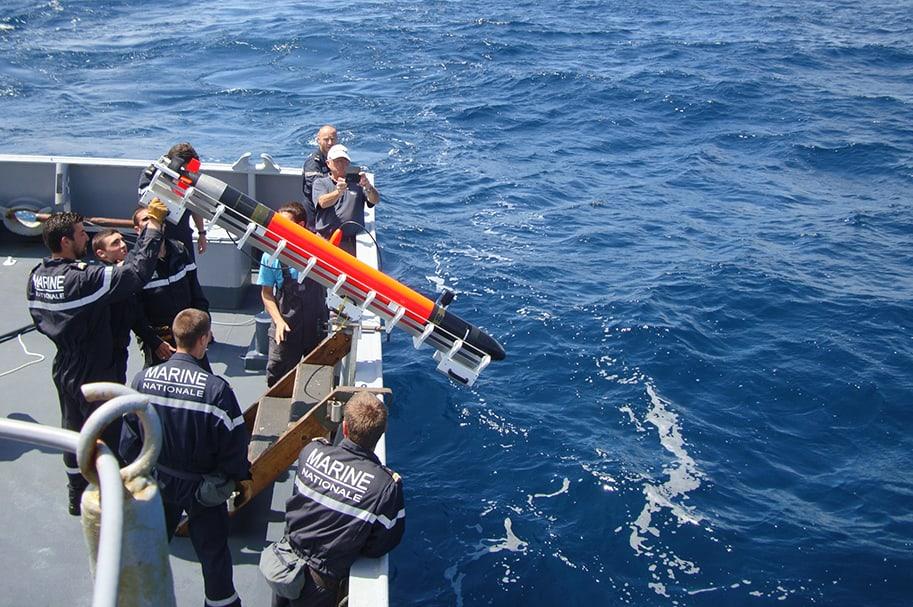 SEMA UUV Underwater Drone