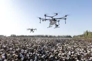 Section 333 exemption petition for commercial drones