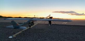 Silent Falcon E1 UAV