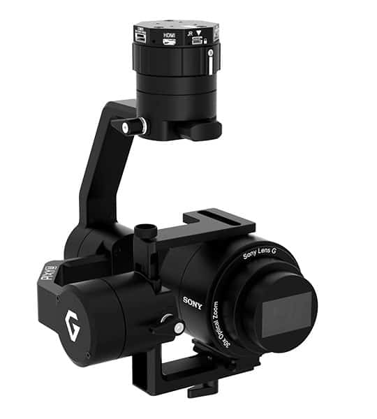 Universal Drone Camera Gimbal Sony