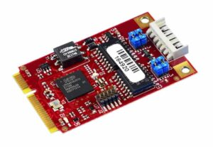 VersaLogic C1 Dual Channel CAN Bus expansion board