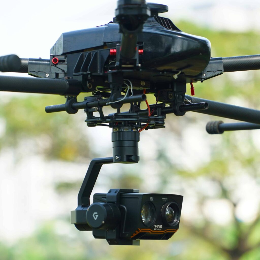 Wiris Security camera gimbal_1