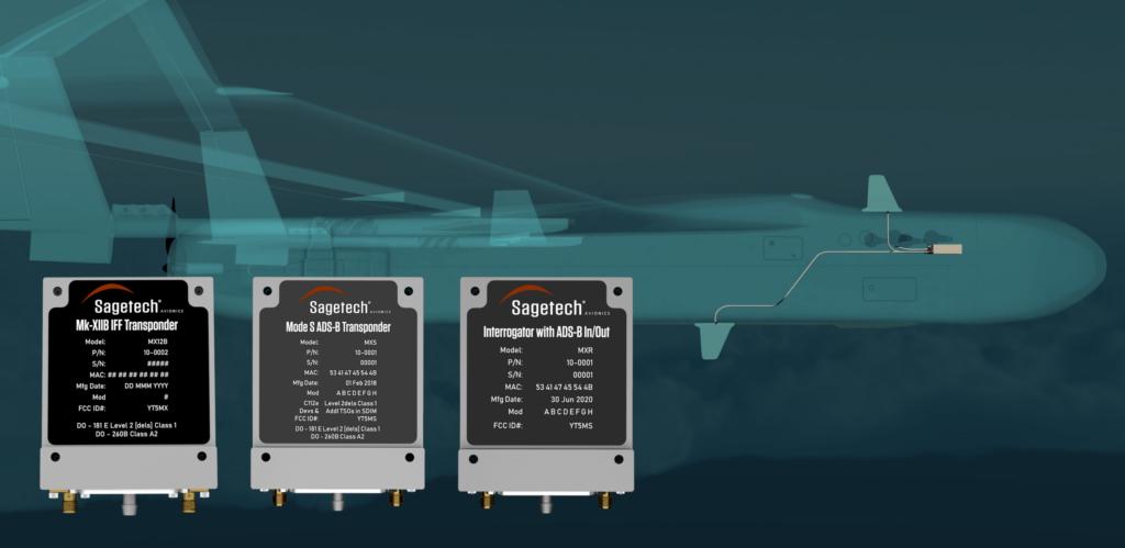 ADS-B Transponders for drones