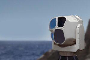 AVT CM262M CUAS imaging system