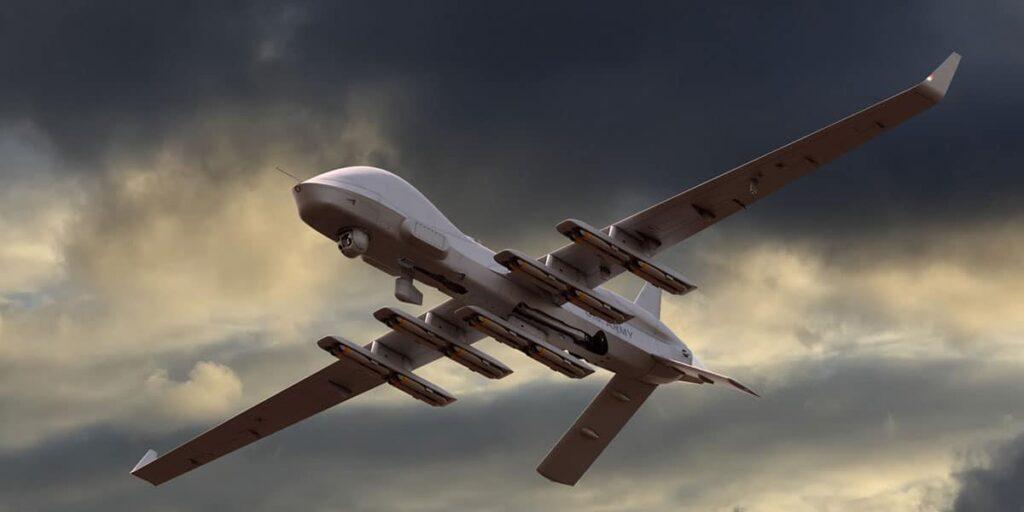 GA-ASI Gray Eagle Extended Range UAS