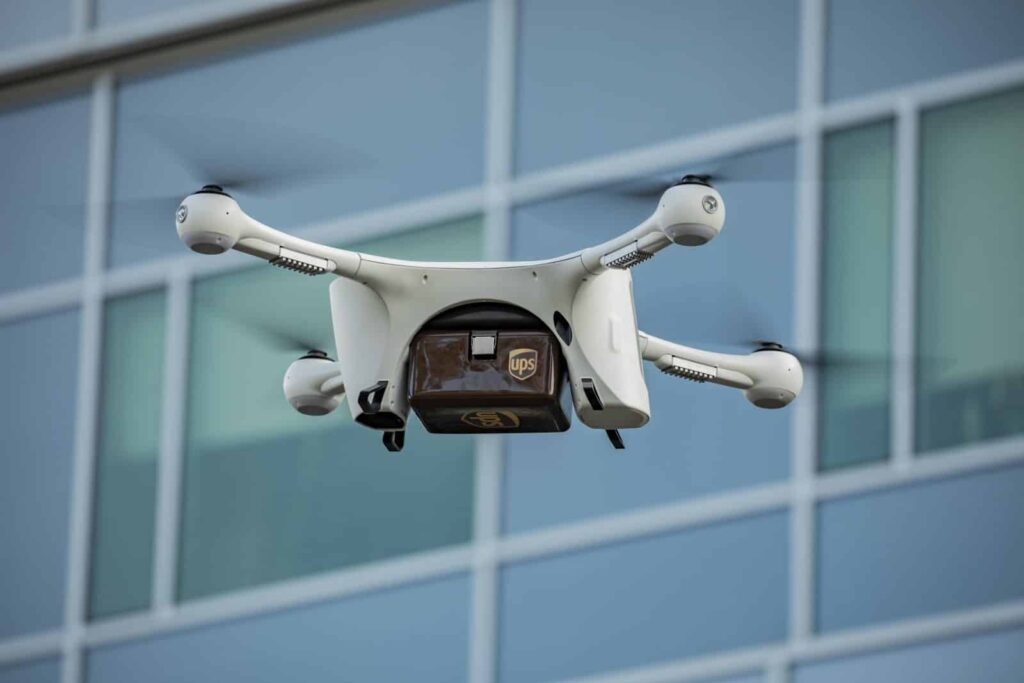 Matternet delivery drone