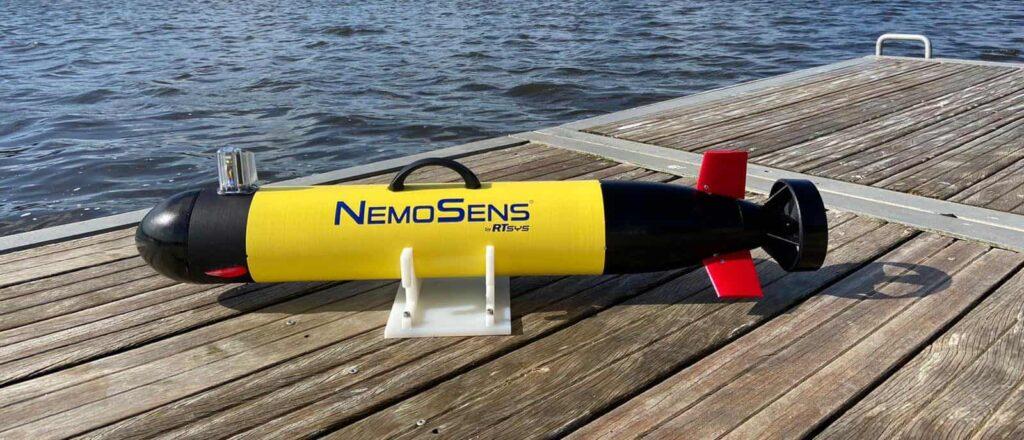 NemoSens Micro-AUV