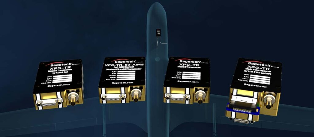 XP Series faa drone transponders