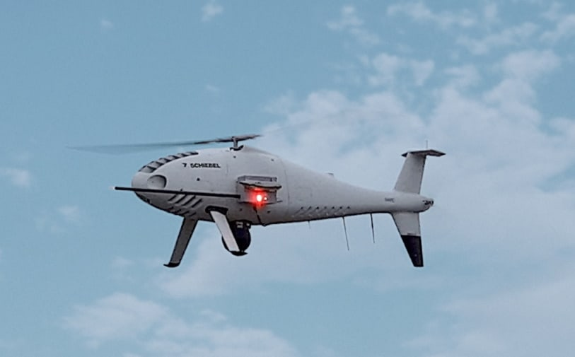CAMCOPTER S-100 UAS