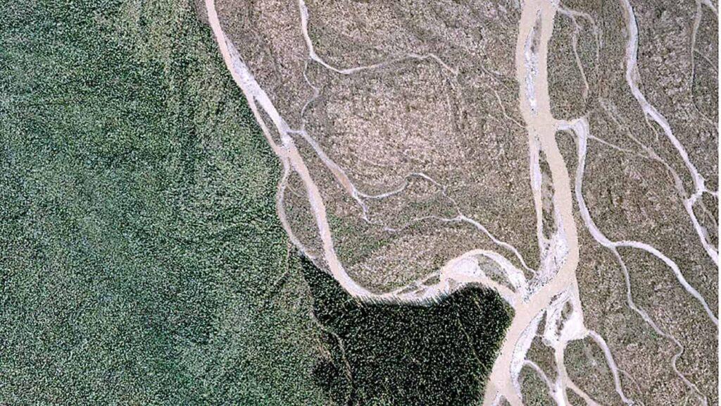 GIS aerial data analysis software