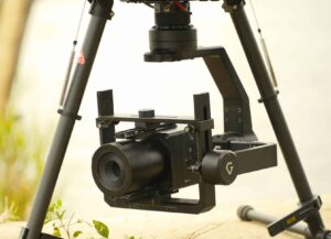 Gremsy T7 – Phase One iXM-100 – M600 Drone