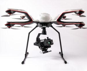 Gremsy T7 – Wiris GIS 320 – Neo Drone