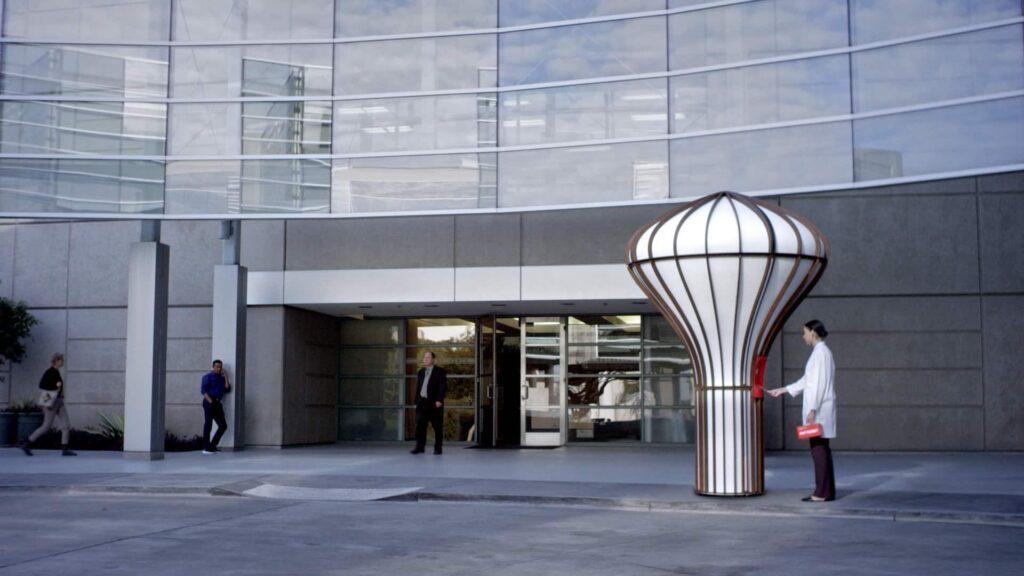 Matternet Medical Drone Payload Exchange Station