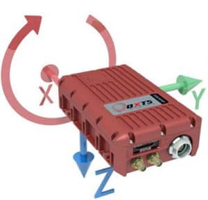 OxTS inertial navigation system