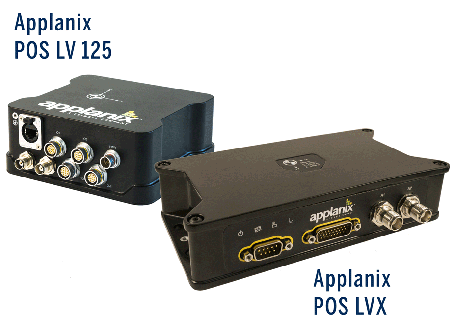 POS-LVX_Direct Georeferencing solutions