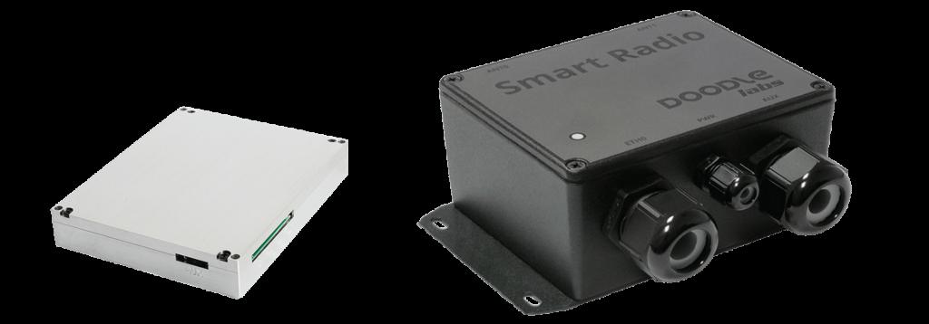 Smart Radio - MIMO radio and mesh router