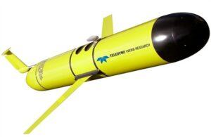 Teledyne Marine Slocum autonomous underwater glider