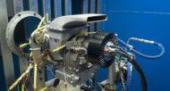 UAV Turbines Monarch 5 turboshaft engine