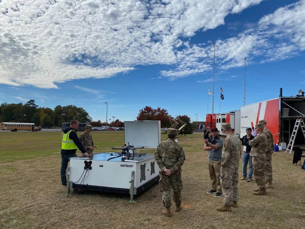 Asylon and Ghost Robotics UAV and UGV defense solution