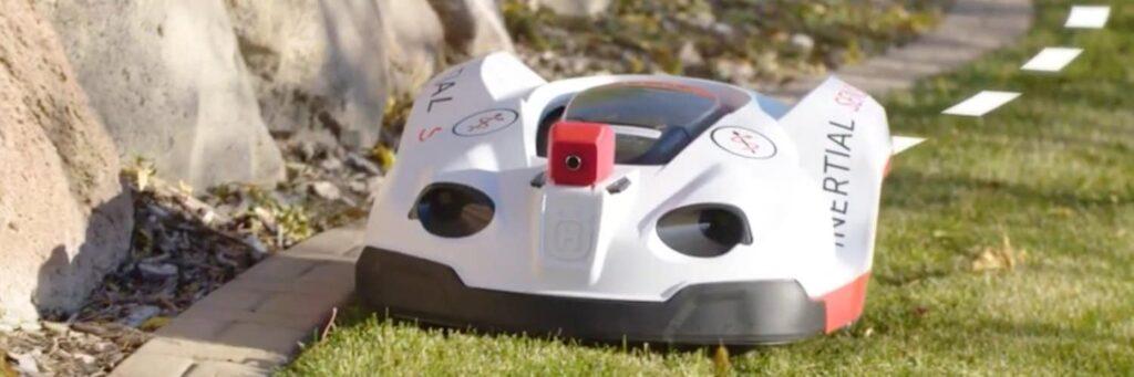 Autonomous Mower Sensor System
