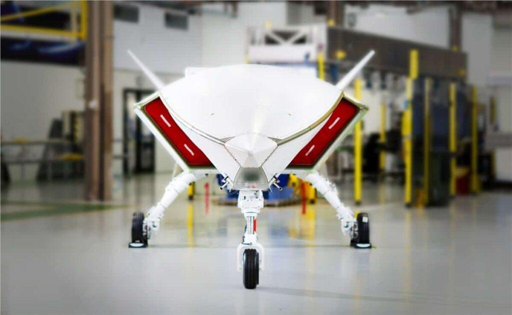 Boeing Loyal Wingman drone