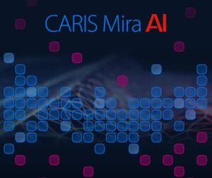 CARIS Mira AI Intelligent cloud-based data processing software