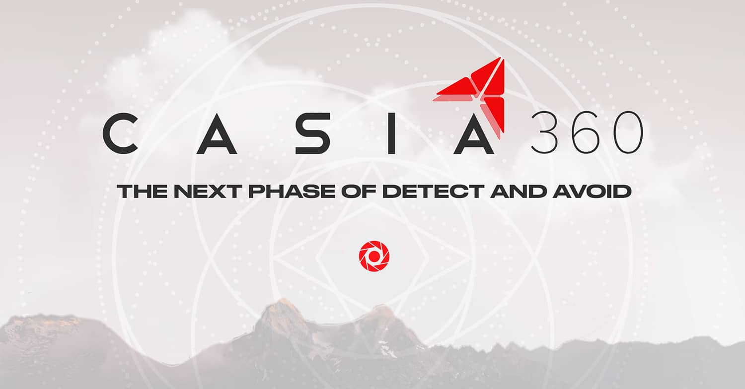 Casia360 UAV detect and avoid system