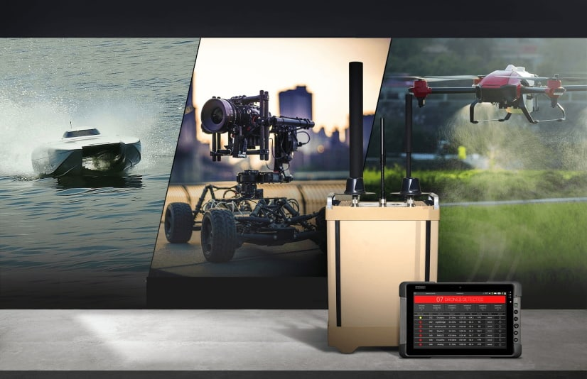 Citadel Titan counter-unmanned systems solution