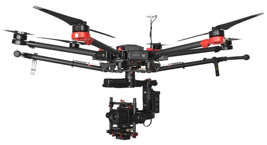 DJI-M600-PRO-Aerial-Imaging-Drone