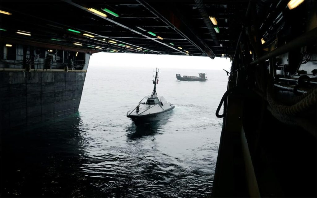 Dstl Maritime Autonomous Platform program