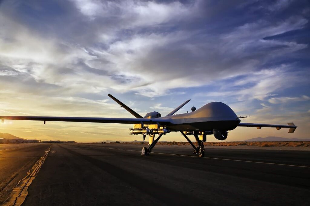 GA-ASI MQ-9A UAS in Middle East