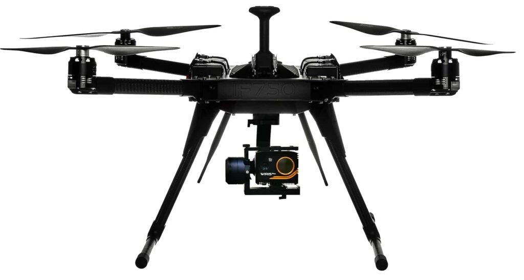 IF750 Enterprise Quadcopter Drone Platform
