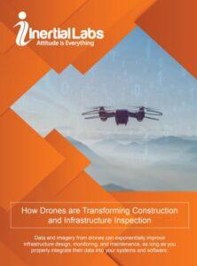 Inertial Labs construction drones case study