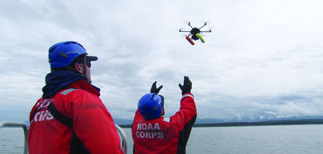 NOAA to Expand Use of Unmanned Systems   Unmanned Systems Technology