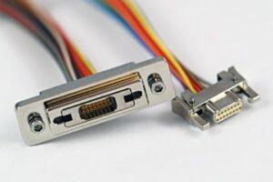 Omnetics Nano-D connectors
