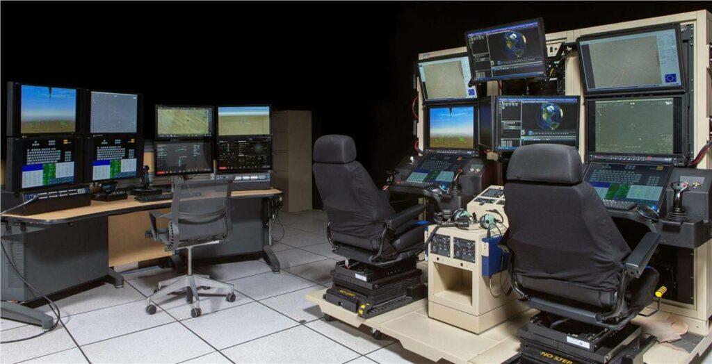 Predator UAS Mission Trainer